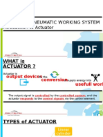 Introduction to Actuator