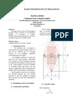 triangulo equilatero