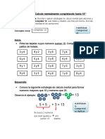 Guía 2° matemática