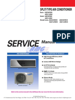 Vivace Service Manual AQV12VB