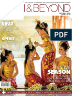 Bali & Beyond Magazine December 2016