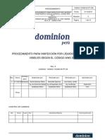 Procedimiento para Inspección por Líquidos Penetrantes Según AWS D1.1