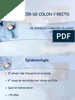 Clase cancer de Colon