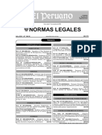 DS 057-2008 Reglamento de Comercialización de Gas Natural Comprimido (GNC) y Gas Natural Licuefactado (GNL)