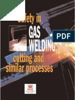 HSE - Safety Gas Welding & Cutting