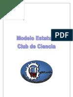 Modelo Estatuto Club de Ciencia