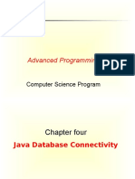 Chapter 5- Database