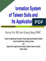 Taiwan Soil information