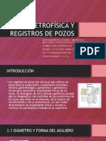 Petrofísica y Registros de Pozos