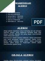 Swamedikasi Alergi