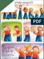 Fichas Normas Aula Prescolar