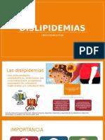 T16 DISLIPIDEMIAS