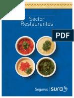 Seguro Empresa Cartilla Restaurantes