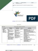 Planificacion Segundo Semestre 8 Basico Lenguaje 2012
