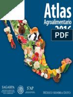 Atlas Agroalimentario 2016