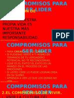 Compromisos Para Ser Lider-2012