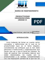 diapositivas productividad
