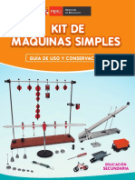 Kit de Guia Maquina Simple