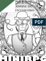 MicroRPG - Manual do Aventureiro