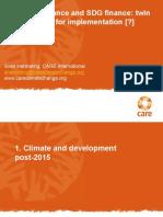 SDG Finance CARE