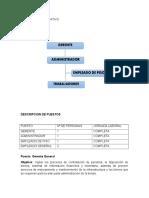 Anàlisis Administrativo