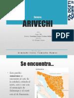 Arivechi, Sonora.