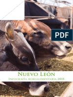 Nuevo Leon Infografia Agroalimentaria 2015