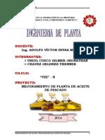 Informe proyecto Aceite de Pescado