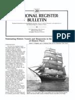 National Register Bulletin 20