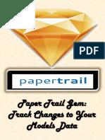 Paper Trail Gem