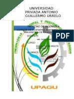 Declaracion de Impacto Ambiental -Cantera
