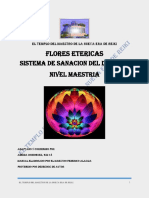 Manual Flores Etericas Maestria El Templo PDF