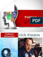 Political Dimension(1)