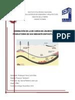 Disminucion de La Carga de Liquidos en Pozos Productores de Gas