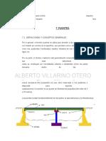 Tema 7- Puentes