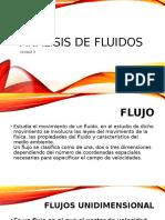 Presentación tipos de fluidos