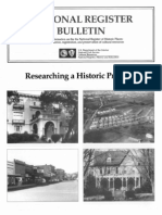 National Register Bulletin 39