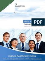 Manual de Facilitadores - Edutiva ERP