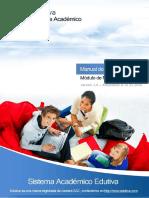 Manual de Notas - Edutiva ERP
