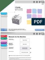 ImageCLASS MF4150 Advanced Guide En