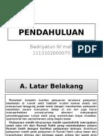 PENDAHULUAN BPJS