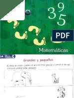 Paso a Pasito - Matemáticas