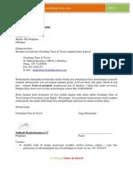 P012 Surat Penawaran FIX
