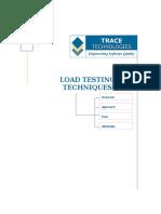 Load Testing Techniques