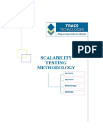 Scalability Testing Methodologies