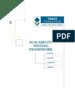 Scalability Testing Frameworks