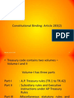 AP Treasury Code