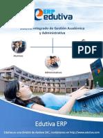 Broshure Edutiva ERP 2018