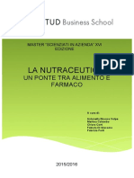 06 Project-work Nutraceutica