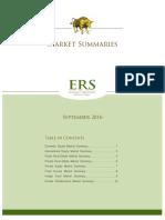 Market Summaries